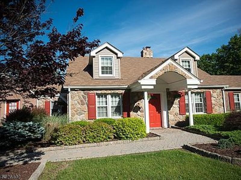 Single Family Homes للـ Sale في Hope, New Jersey 07844 United States