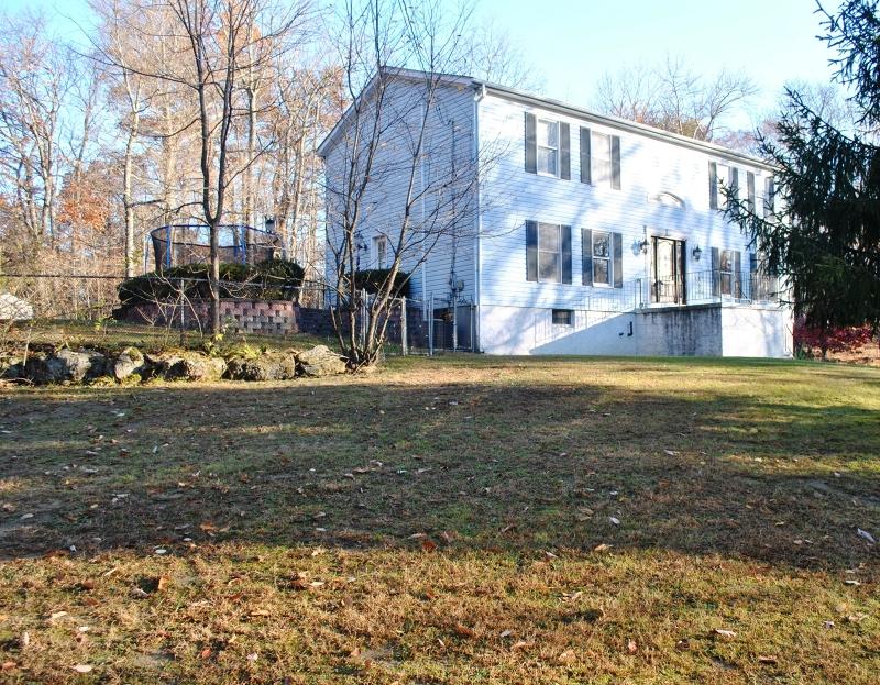 Частный односемейный дом для того Продажа на 36 BIG SPRING Road Franklin, 07416 Соединенные Штаты