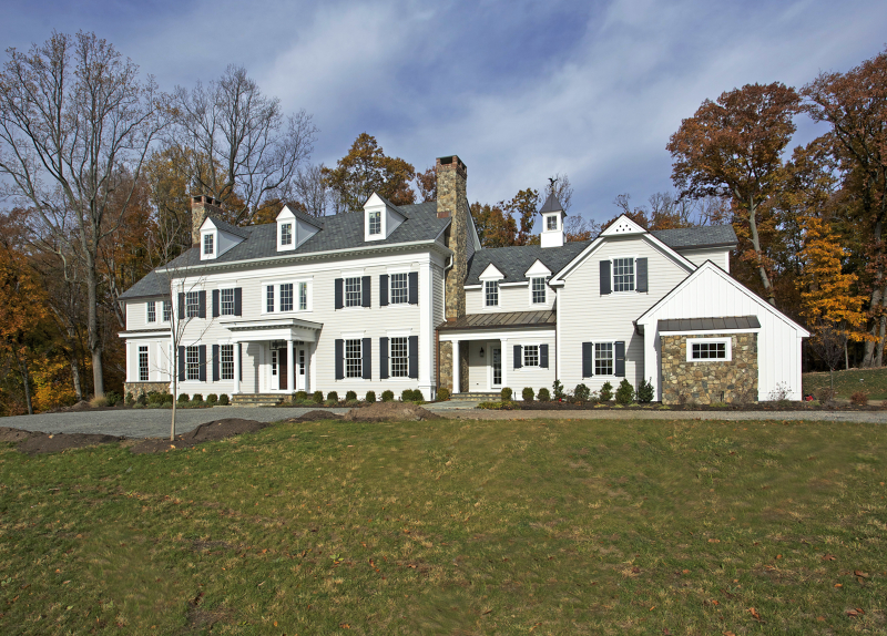 Частный односемейный дом для того Продажа на 41 Turnbull Lane Bernardsville, 07924 Соединенные Штаты
