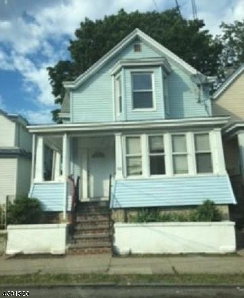 Single Family Home for Sale at Address Not Available Paterson, New Jersey 07502 United States