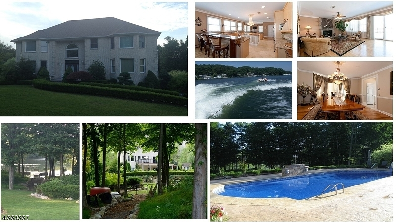Single Family Home for Sale at 23 Canal Xing Lake Hopatcong, 07849 United States