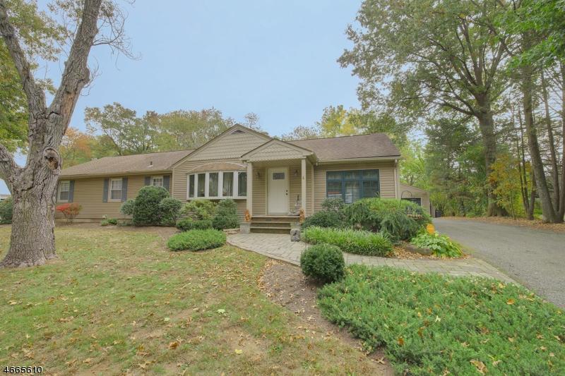 Частный односемейный дом для того Продажа на 4 Adamary Place Pine Brook, 07058 Соединенные Штаты