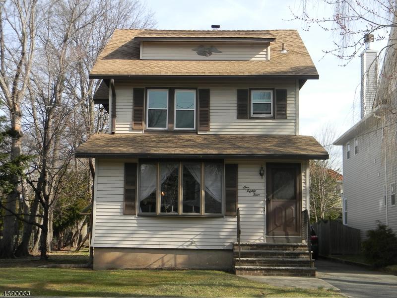 独户住宅 为 销售 在 184 Donaldson Avenue Rutherford, 07070 美国