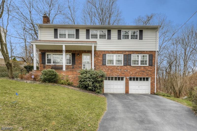 Частный односемейный дом для того Продажа на 47 Morse Avenue Butler, 07405 Соединенные Штаты