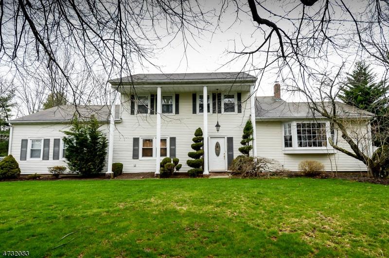 Maison unifamiliale pour l Vente à 170 N Beverwyck Road Parsippany, New Jersey 07054 États-Unis