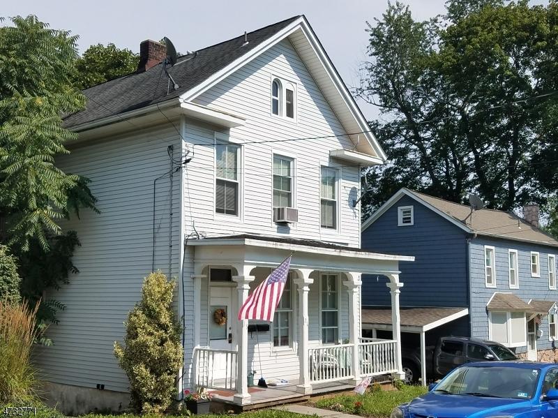 Многосемейный дом для того Продажа на 19-21 CENTER Street High Bridge, Нью-Джерси 08829 Соединенные Штаты