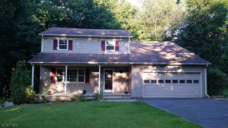Single Family Home for Sale at 4 Hillcrest Lane High Bridge, New Jersey 08829 United States