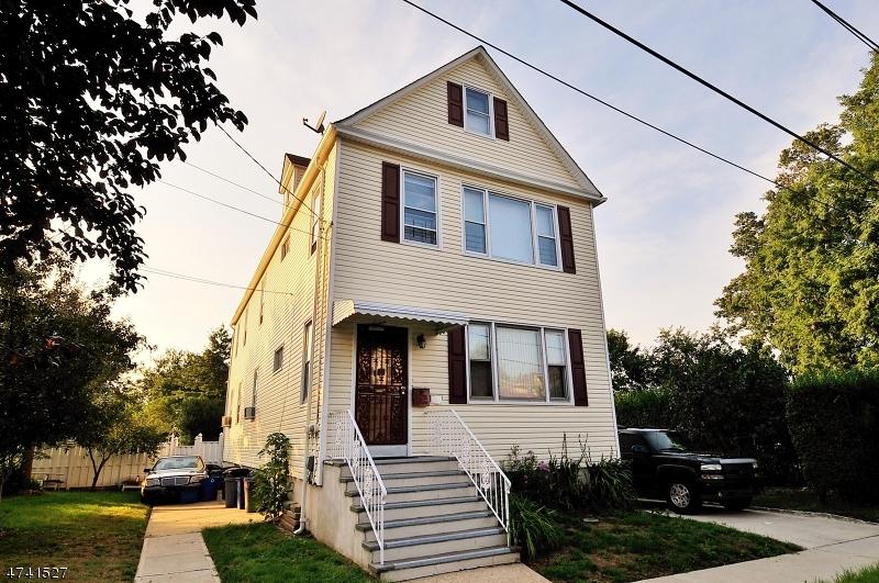 Maison unifamiliale pour l à louer à 35 E 16th Street Linden, New Jersey 07036 États-Unis