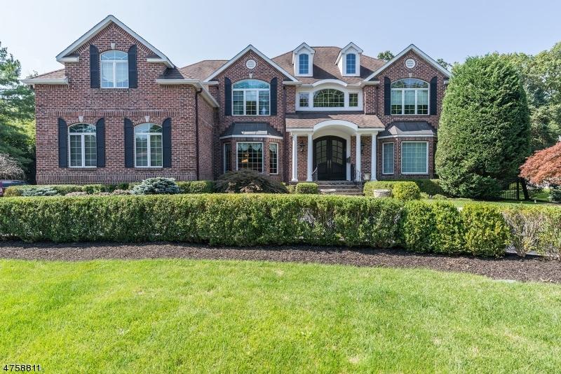 Maison unifamiliale pour l Vente à 8 Harvard Place Livingston, New Jersey 07039 États-Unis