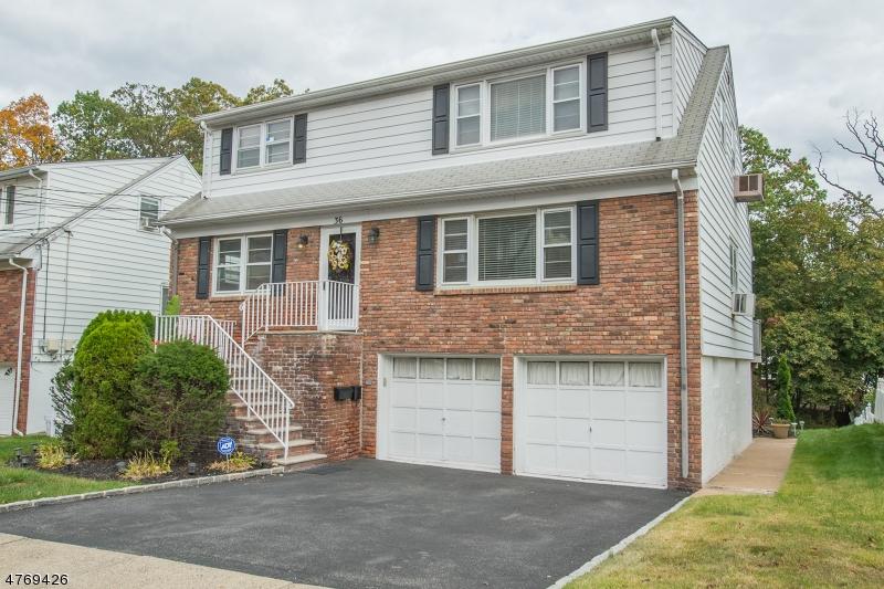 独户住宅 为 出租 在 36 Sherwood Avenue Haledon, 新泽西州 07508 美国