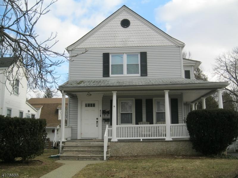 Maison unifamiliale pour l à louer à 42 CENTRAL Avenue Caldwell, New Jersey 07006 États-Unis