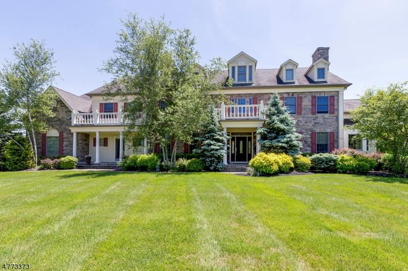 独户住宅 为 销售 在 12 Smithfield Road 克林顿, 新泽西州 08833 美国