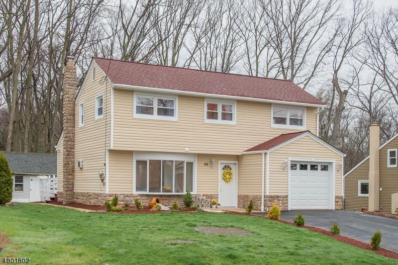 Tek Ailelik Ev için Satış at 95 RESERVOIR Avenue Butler, New Jersey 07405 Amerika Birleşik Devletleri