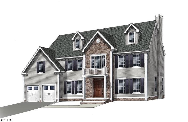Maison unifamiliale pour l Vente à 115 Kent Drive Berkeley Heights, New Jersey 07922 États-Unis