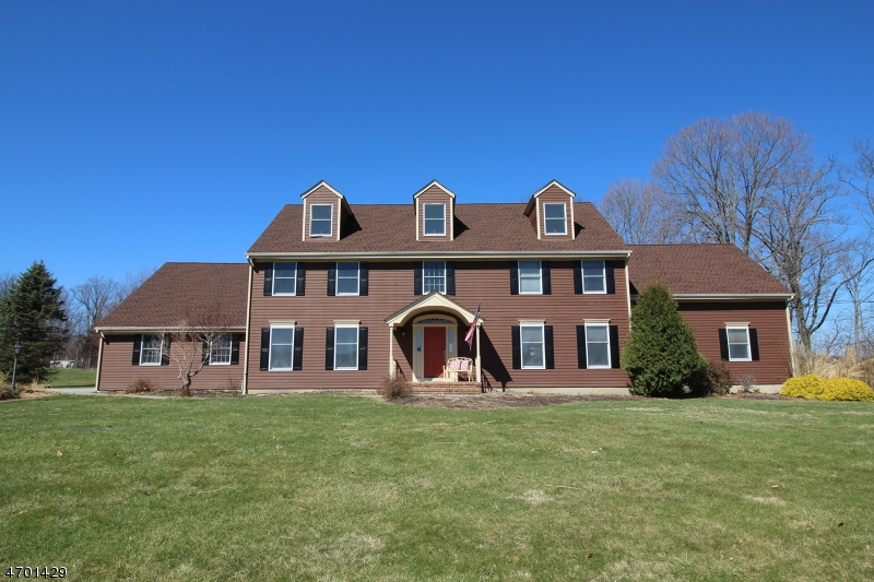 Single Family Home for Sale at 10 ACKERSON Road Frelinghuysen Township, New Jersey 07825 United States