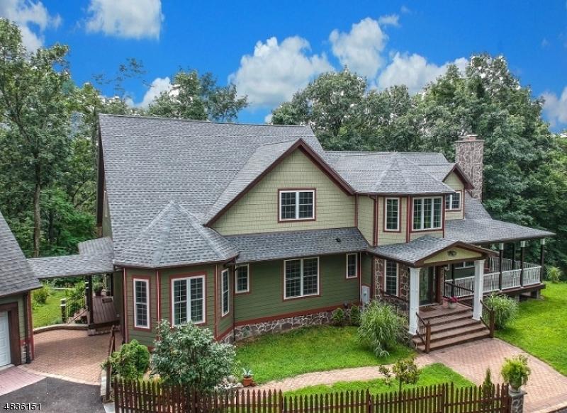Enfamiljshus för Försäljning vid 739 MILFORD-FRENCHTOWN Road Milford, New Jersey 08848 Förenta staterna