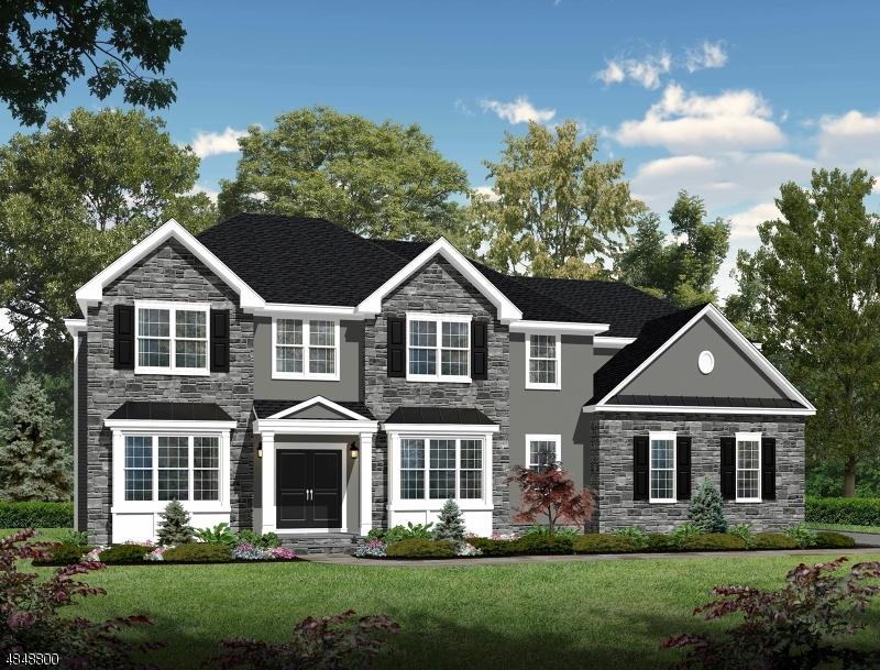 Частный односемейный дом для того Продажа на 6 Moonlight Trail Raritan, Нью-Джерси 08822 Соединенные Штаты