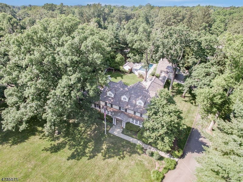 Single Family Home for Rent at 101 OVAL RD 101 OVAL RD Essex Fells, New Jersey 07021 United States