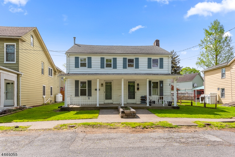 Multi-Family Home for Sale at Belvidere, New Jersey 07823 United States