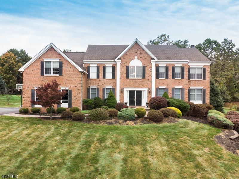 Single Family Homes для того Продажа на Mount Olive, Нью-Джерси 07836 Соединенные Штаты
