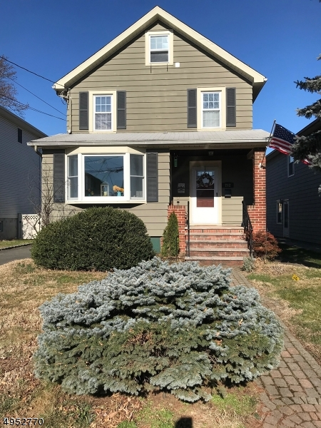 Single Family Homes for Sale at Garwood, New Jersey 07027 United States