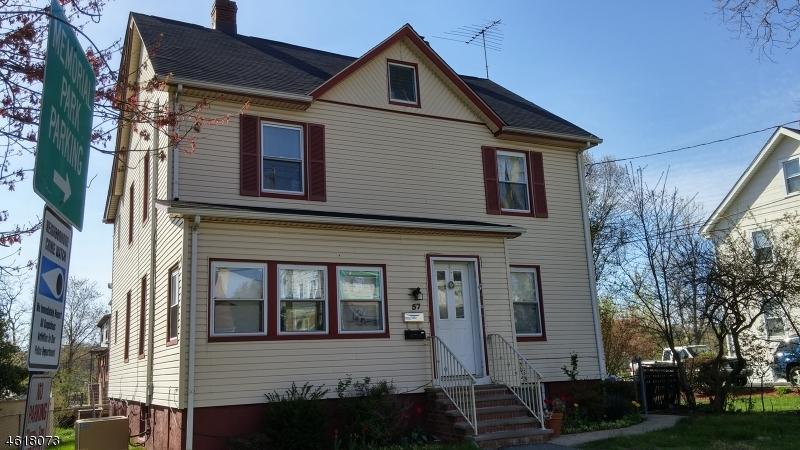 Многосемейный дом для того Продажа на 57 Spring Street Bloomfield, Нью-Джерси 07003 Соединенные Штаты