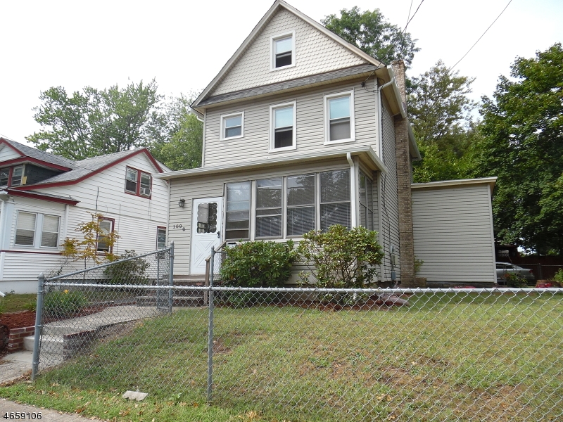 Single Family Home for Sale at 1600-02 W 3RD Street Plainfield, New Jersey 07063 United States