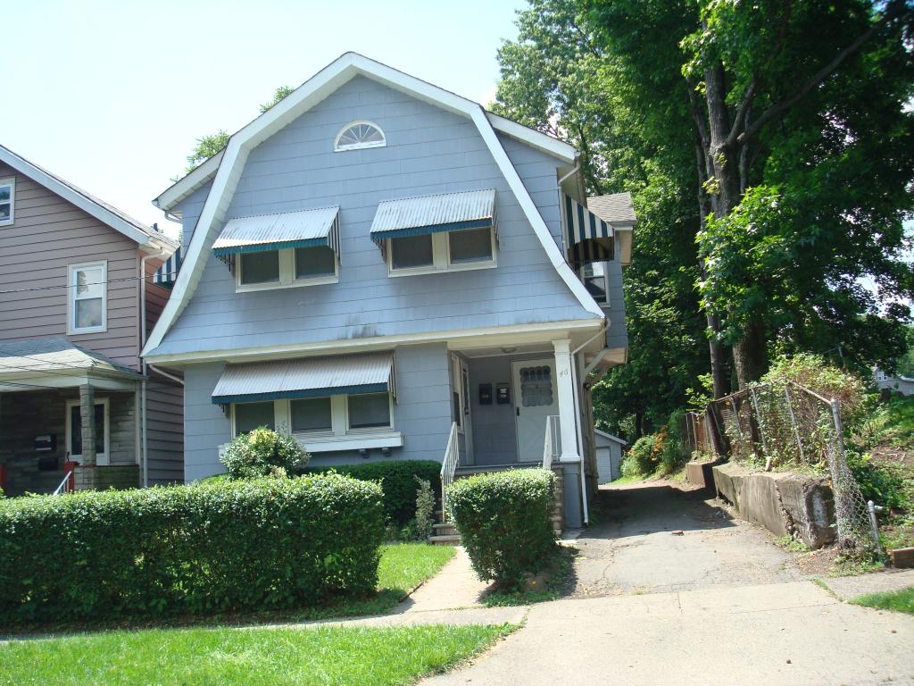 Частный односемейный дом для того Аренда на 46 Elmwood Avenue Montclair, 07042 Соединенные Штаты