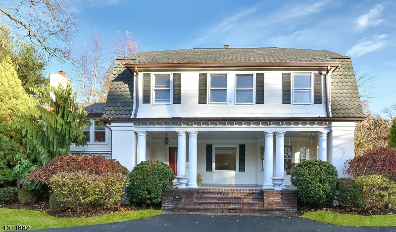 Maison unifamiliale pour l Vente à 419 Sunset Avenue Haworth, New Jersey 07641 États-Unis