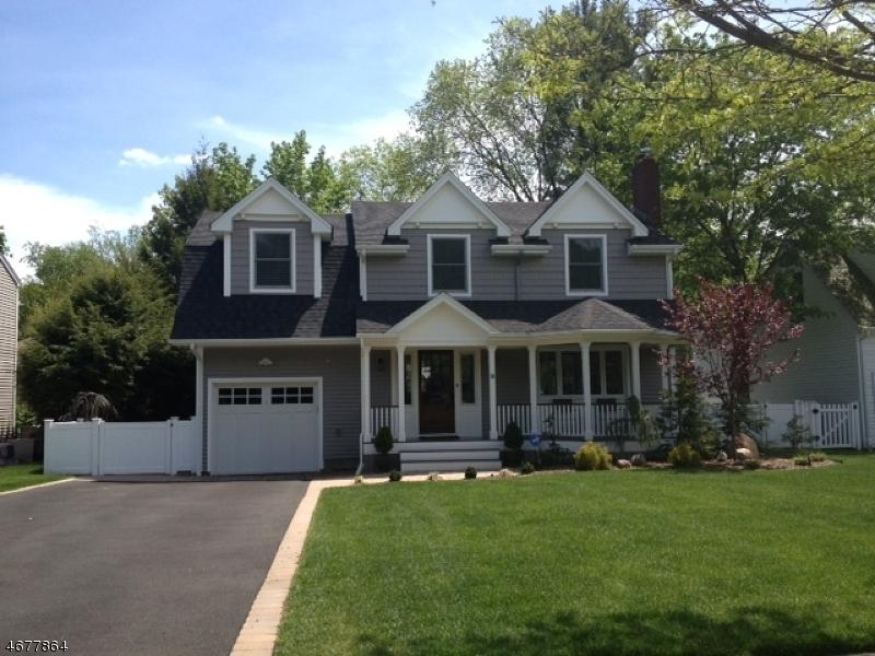 Casa Unifamiliar por un Alquiler en 66 Glen Blvd Glen Rock, Nueva Jersey 07452 Estados Unidos