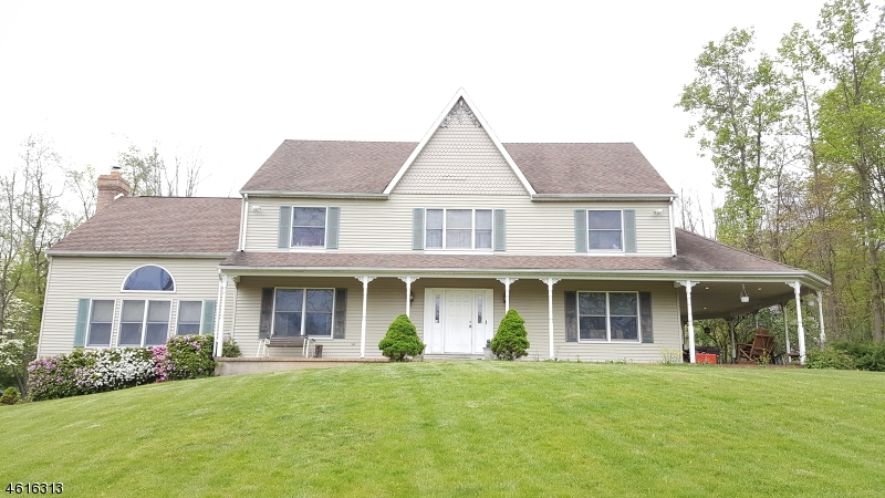 Single Family Home for Sale at 548 Charlestown Road Hampton, New Jersey 08827 United States