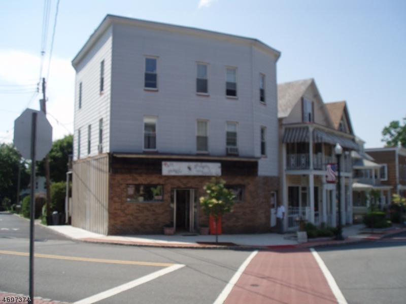 Maison avec plusieurs logements pour l Vente à 62-64 MAIN Street Stanhope, New Jersey 07874 États-Unis
