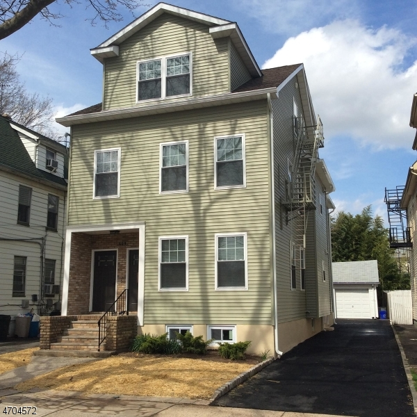 Single Family Home for Rent at 409 Abington Avenue Bloomfield, New Jersey 07003 United States