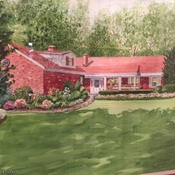 Maison unifamiliale pour l Vente à 12 Pine Road Roseland, New Jersey 07068 États-Unis