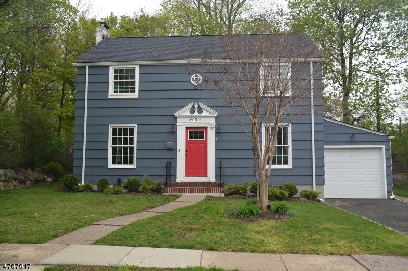 独户住宅 为 出租 在 1 Argyle Road 蒙特克莱尔, 新泽西州 07043 美国