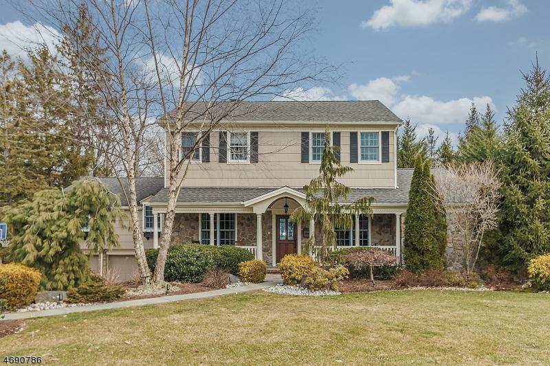 独户住宅 为 出租 在 21 Burrington Gorge 韦斯特菲尔德, 新泽西州 07090 美国