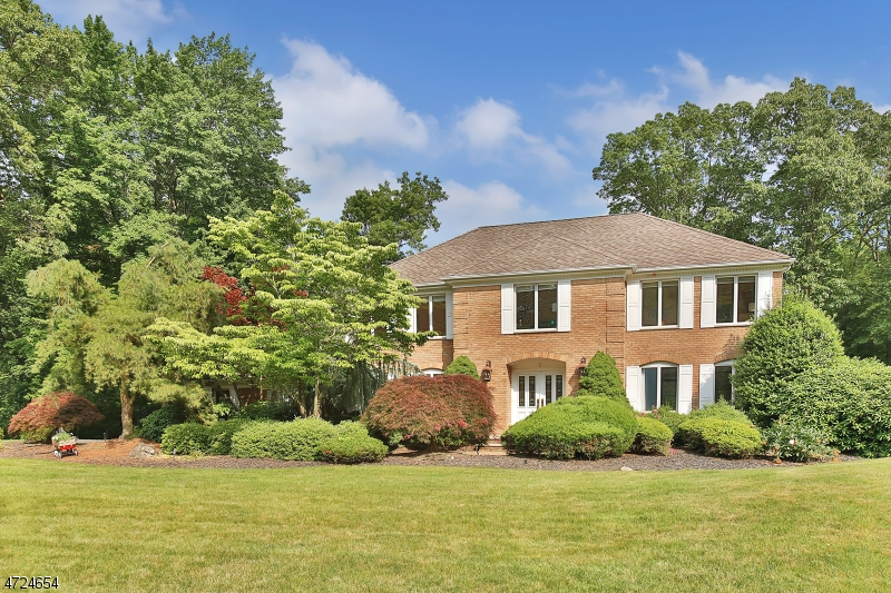 Single Family Home for Sale at 1 Cherokee Trail Montvale, New Jersey 07645 United States