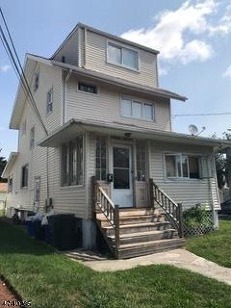 Casa Multifamiliar por un Venta en 177 Post Avenue Lyndhurst, Nueva Jersey 07071 Estados Unidos