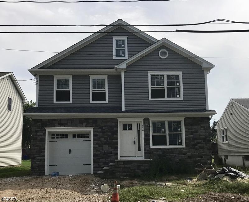Частный односемейный дом для того Продажа на 110 Garden Street Cranford, Нью-Джерси 07016 Соединенные Штаты