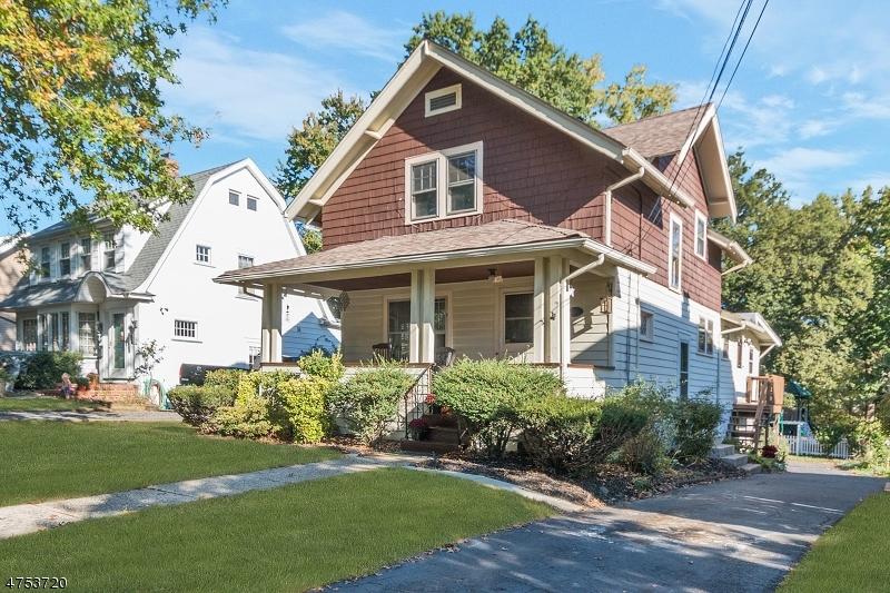 独户住宅 为 销售 在 158 West Summit Street Somerville, 新泽西州 08876 美国