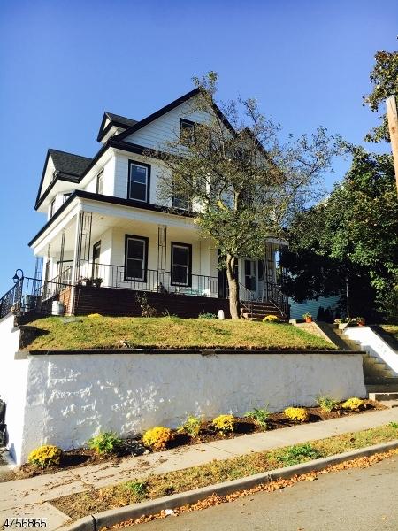 Частный односемейный дом для того Продажа на 608 Anderson Avenue Wood Ridge, Нью-Джерси 07075 Соединенные Штаты