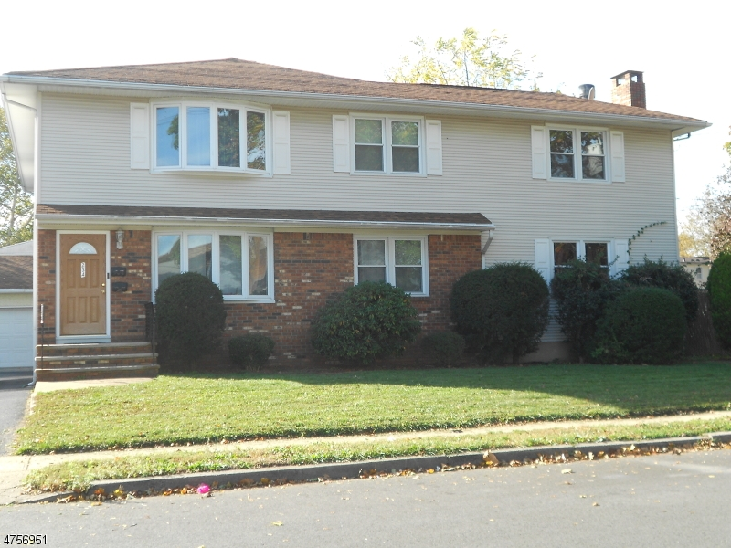 Single Family Home for Rent at 234 N 12th Street Kenilworth, New Jersey 07033 United States
