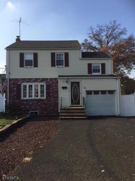 Casa Unifamiliar por un Alquiler en 546 LILLIAN TER Union, Nueva Jersey 07083 Estados Unidos