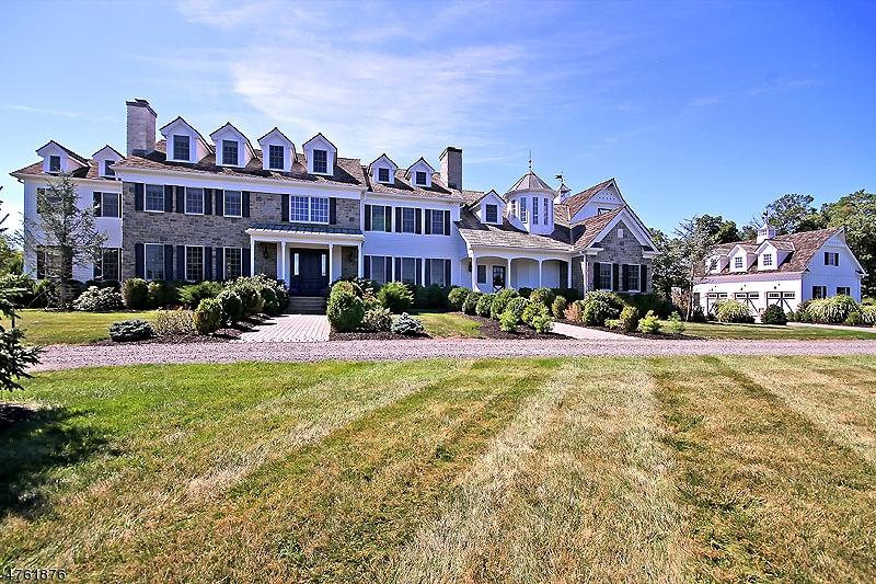 独户住宅 为 出租 在 105 Cedar Ridge Road 贝德明斯特, 新泽西州 07921 美国