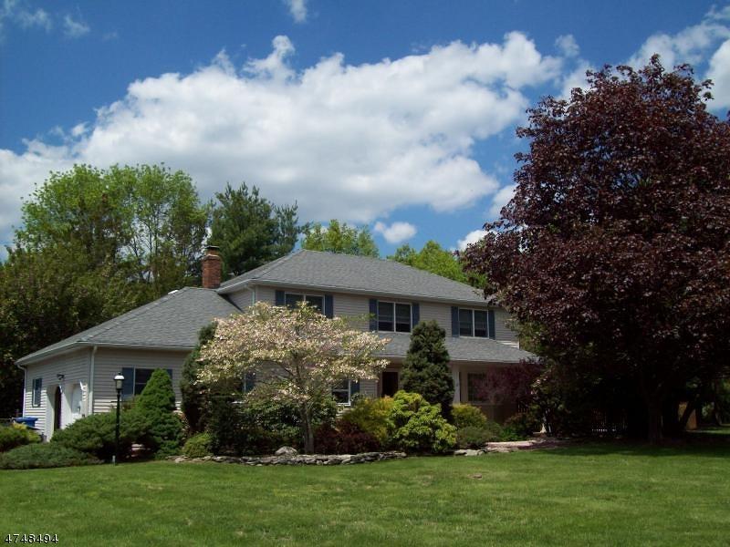 独户住宅 为 出租 在 17 Stagecoach Way 希尔斯堡, 新泽西州 08844 美国