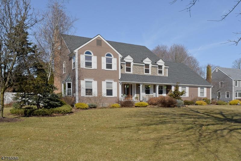 独户住宅 为 销售 在 2 Eugene Circle Lincoln Park, 新泽西州 07035 美国