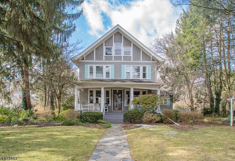 Single Family Home for Sale at 50 FOREST Road Glen Rock, New Jersey 07452 United States