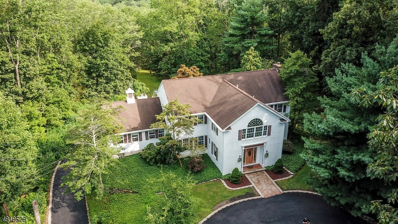 Single Family Homes för Försäljning vid Peapack Gladstone, New Jersey 07934 Förenta staterna