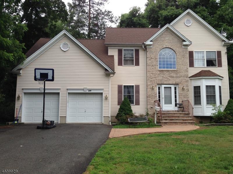 独户住宅 为 销售 在 645 Church Street Bound Brook, 08805 美国