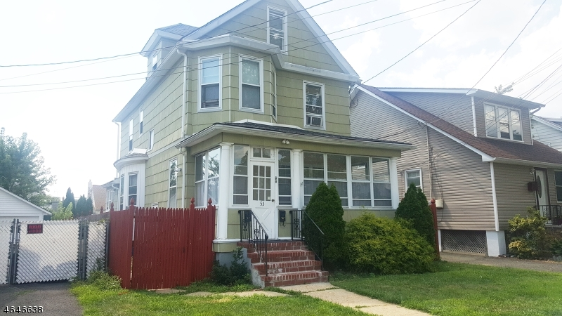 Multi-Family Home for Sale at 53 S 23rd Street Kenilworth, New Jersey 07033 United States